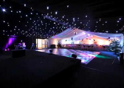 christmas-party-event-setup