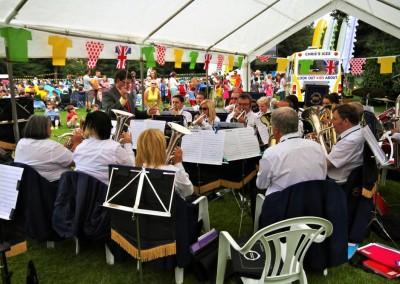 Community Event Brass Band