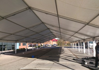Event Marquee Build