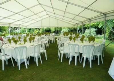 Marquee Table Hire for Events