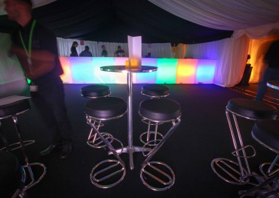 Party Bar Hire Private Woodland Wedding Party Event