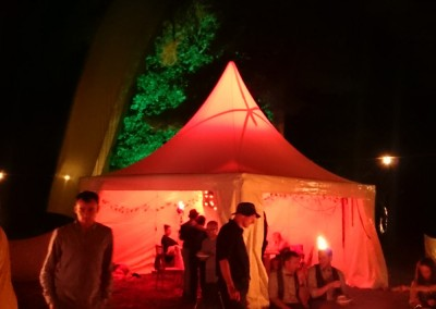 Private Forest Party Event Hire