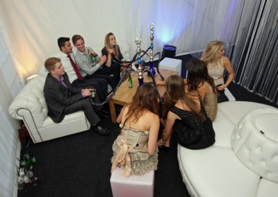 Shisha Pipe Hire for Private Party Event