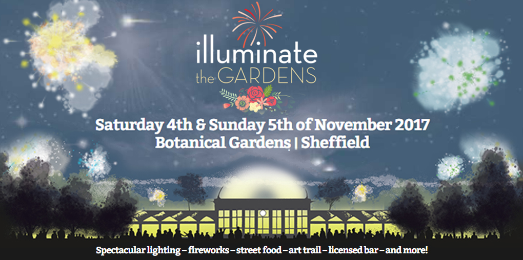illuminate the gardens | Events Collective